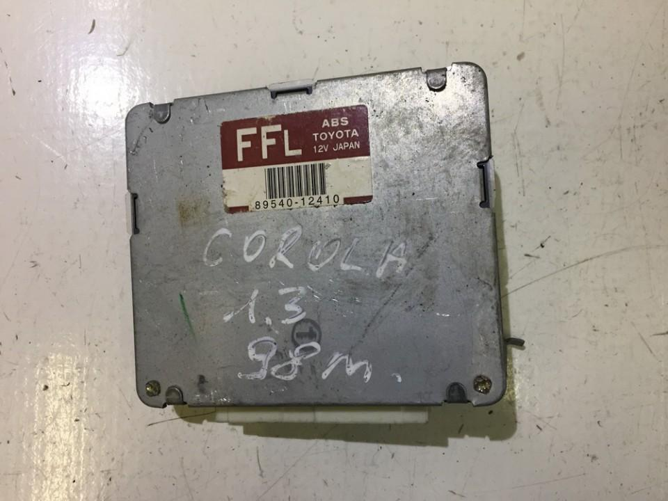 ABS kompiuteris 8954012410 nenustatyta Toyota COROLLA 1994 1.3