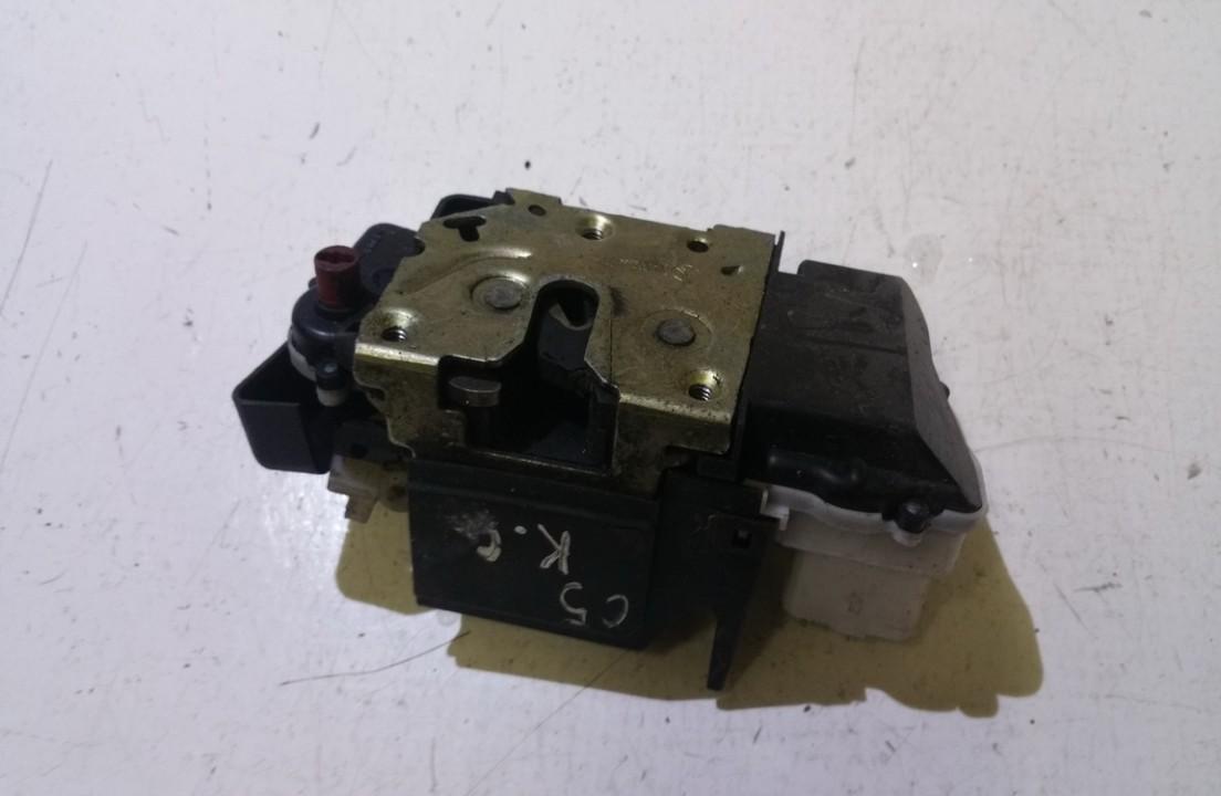 Duru spyna G.K. NENUSTATYTA N/A Citroen C5 2003 2.0