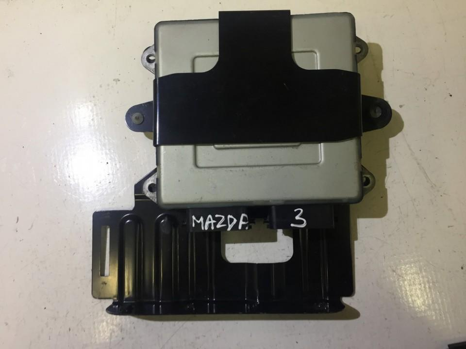 Engine Management Ecu Kit Mazda 3 2005    2.0 lf5018881g