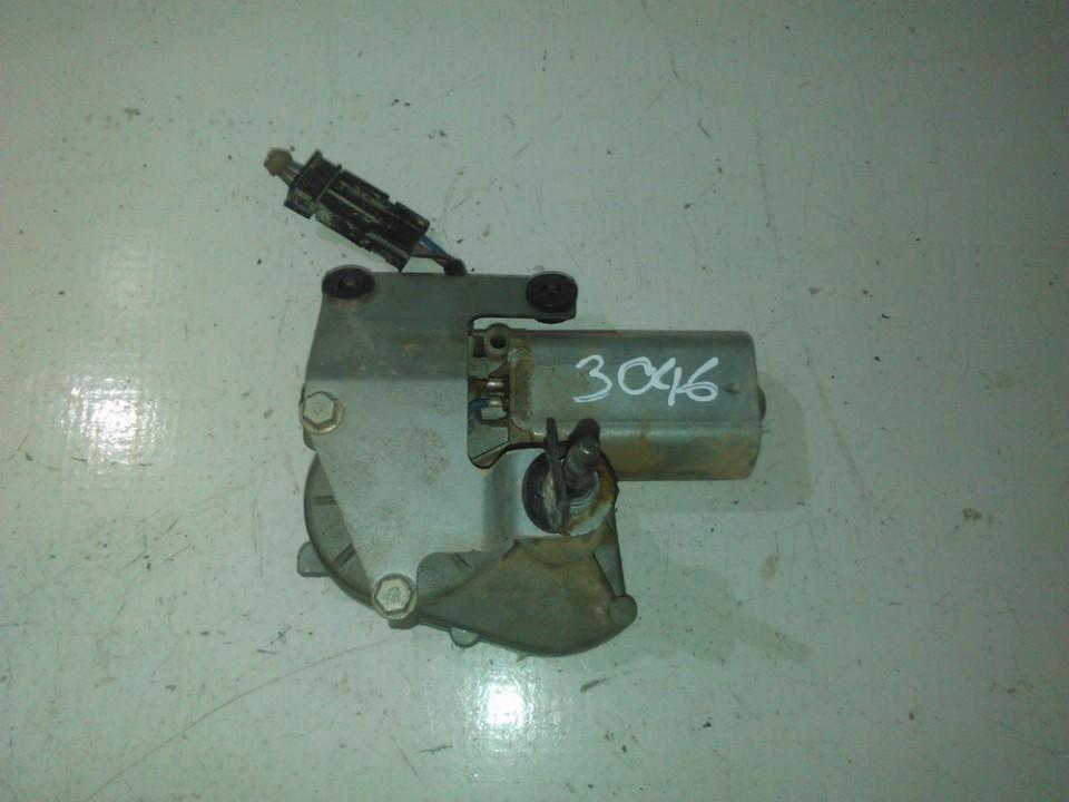 Rear wiper motor (Rear Screen Wiper Engine) Opel Vectra 2000    2.0 54901912