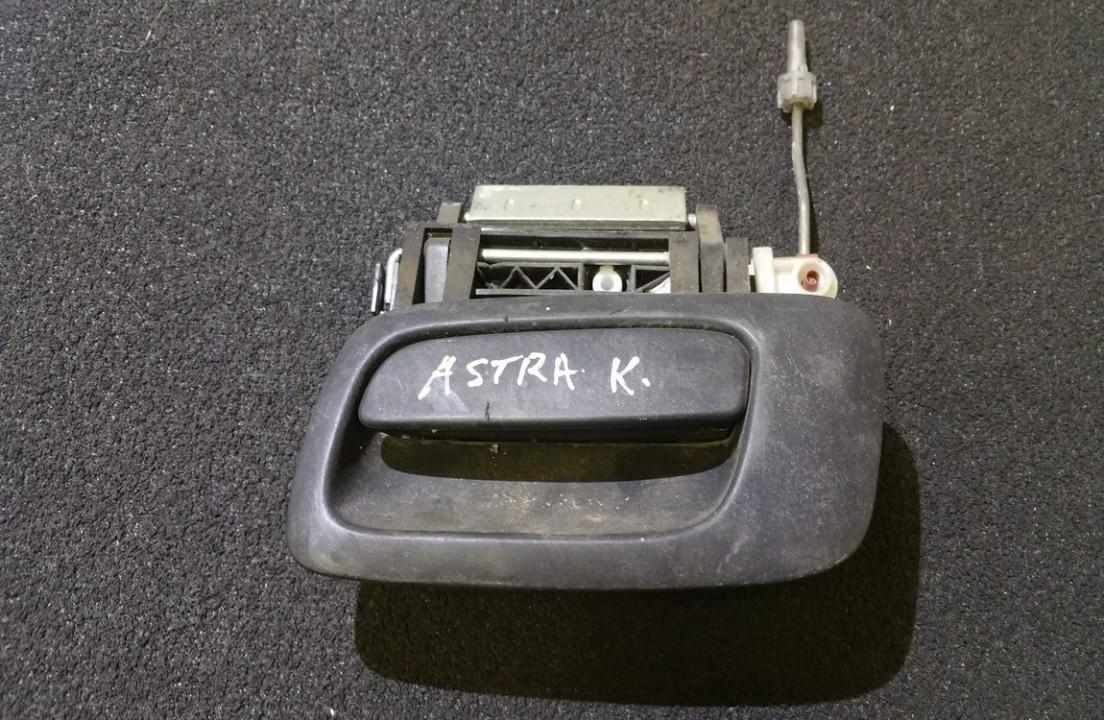Opel  Astra Duru isorine rankenele G.K.