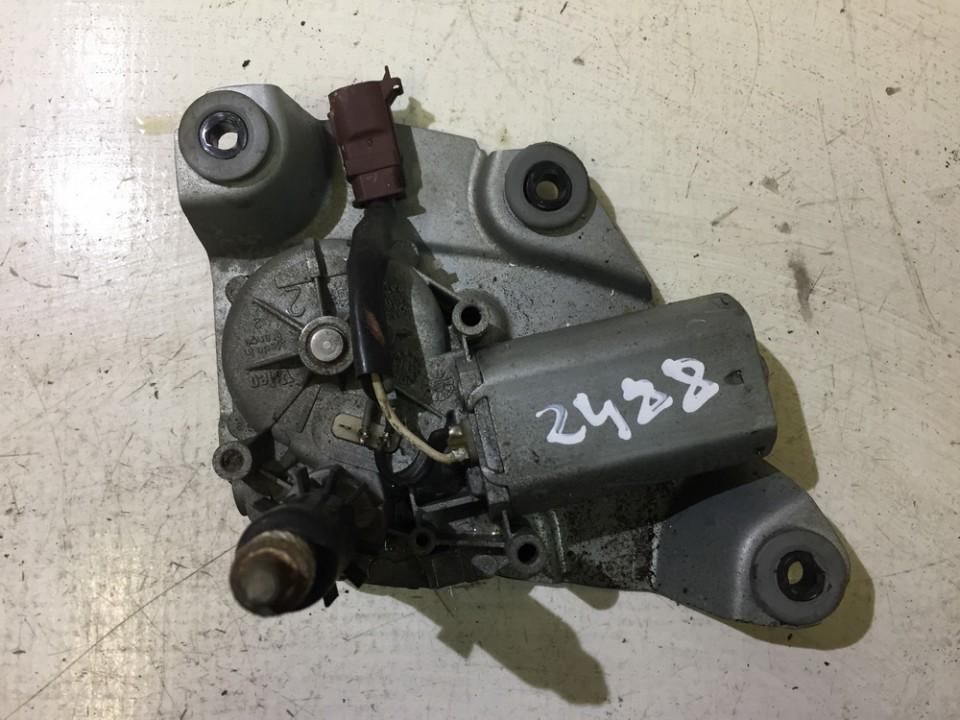 Rear wiper motor (Rear Screen Wiper Engine) Peugeot 206 1999    1.4 54902512
