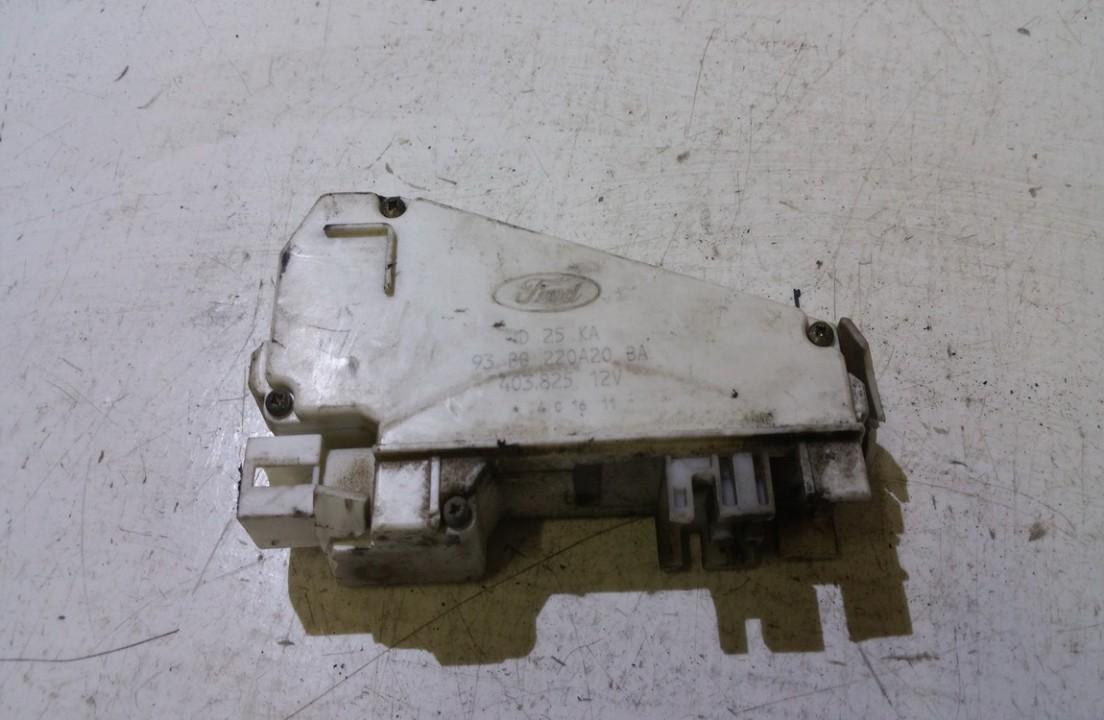 Centrinio duru uzrakto varikliukas 93bg220a20ba 403825 Ford MONDEO 2001 2.0