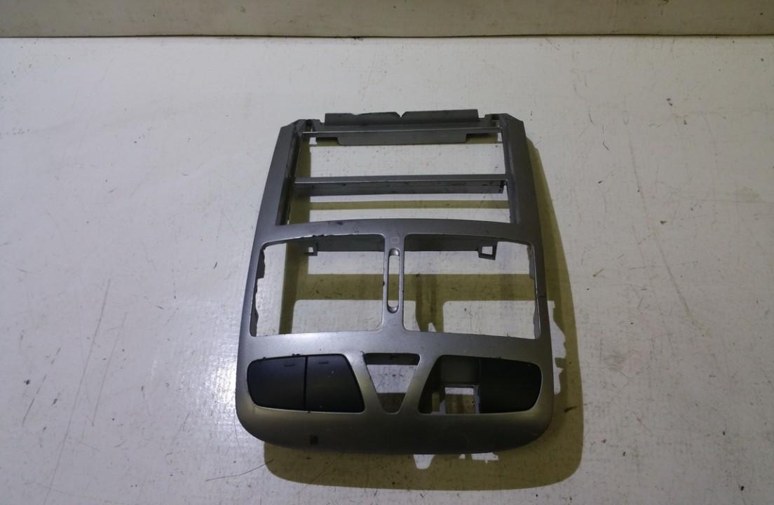 Peugeot  307 Salono apdaila (plastmases)