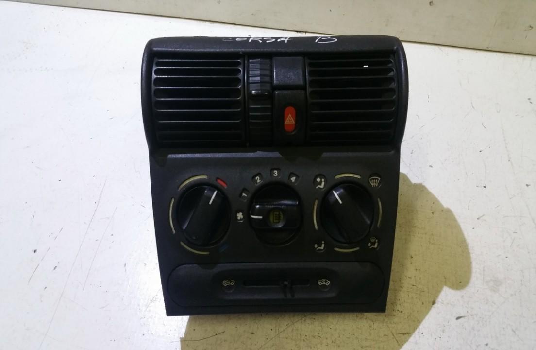 Peciuko valdymas 90386821 n/a Opel CORSA 1999 1.5