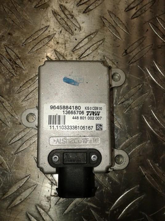 Датчик ускорения 9645884180 13665706, 448801002007 Peugeot 407 2004 2.2