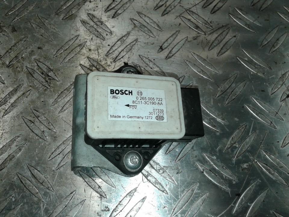 ESP greitejimo sensorius 0265005722 8C11-3C190-AA, 8C113C190AA Ford TRANSIT 2010 2.2
