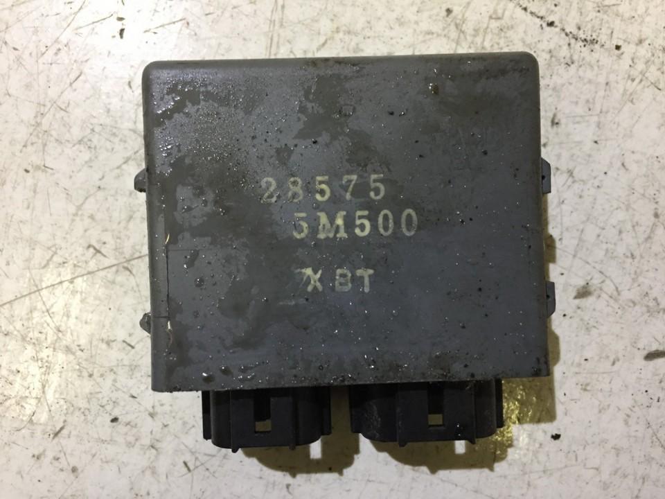 Kiti kompiuteriai 285755m500 xbt Nissan ALMERA 2000 2.2