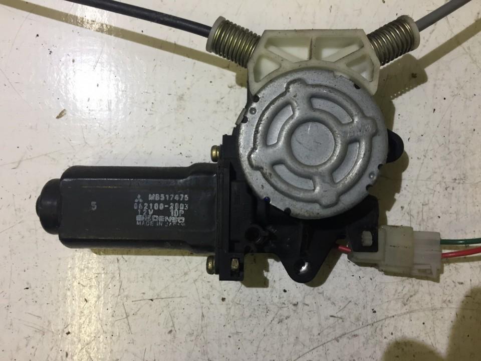Duru lango pakelejo varikliukas G.K. MB517475 062100-2803 Mitsubishi PAJERO 1992 2.5