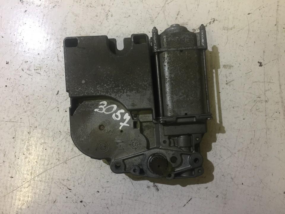 Rear wiper motor (Rear Screen Wiper Engine) Volkswagen Golf 1996    1.9
