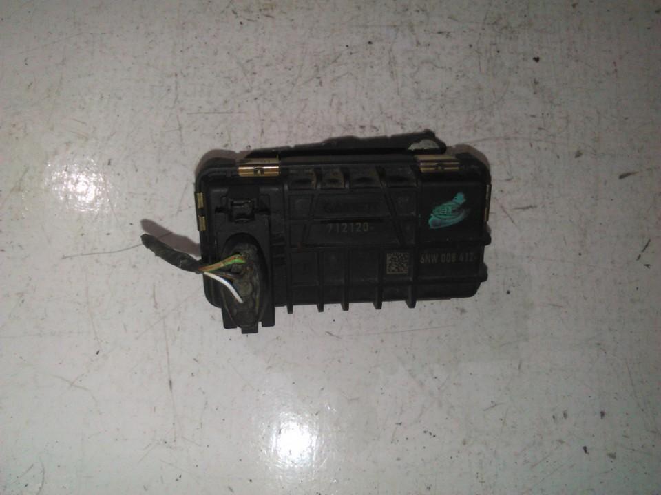Turbinos valdymas 6nw008412 712120 Ford FOCUS 2005 1.6