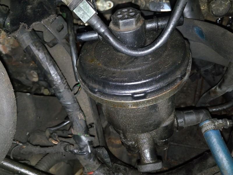 Фильтр топливный 0450907001 NENUSTATYTA Peugeot 206 1998 1.4