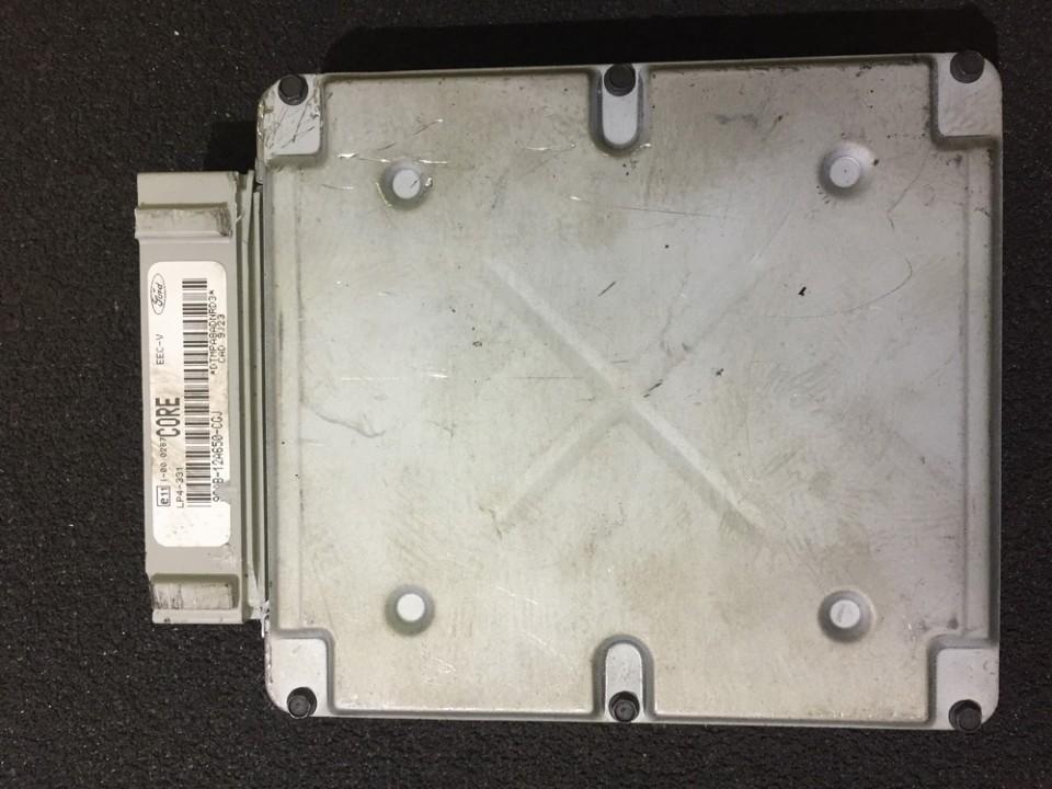 Блок управления двигателем lp4331 98ab-12a650-cgj, core, cad 9j23,  Ford FOCUS 2004 1.8