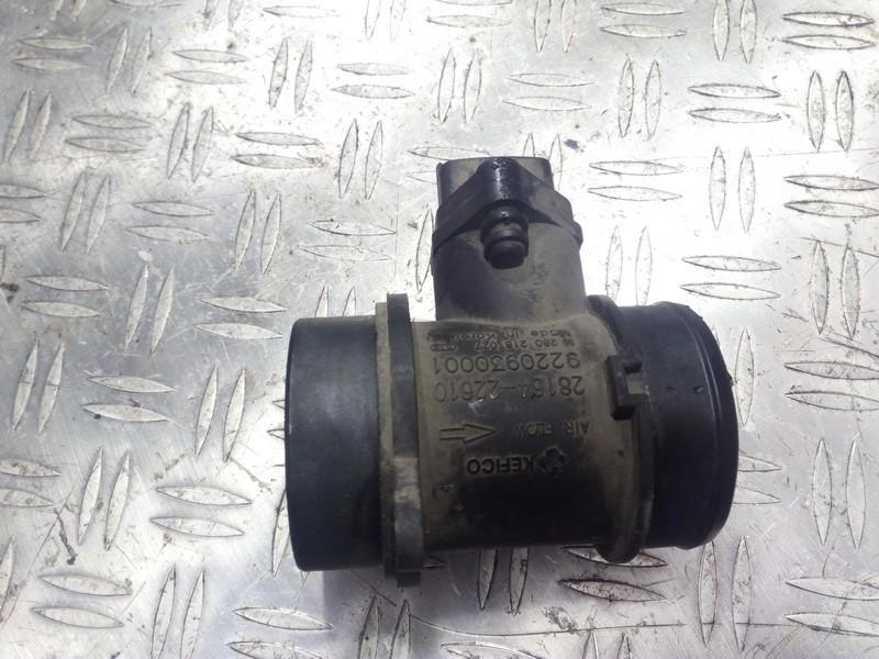 Air Mass Sensor Hyundai Accent 2002    1.5 2816422610