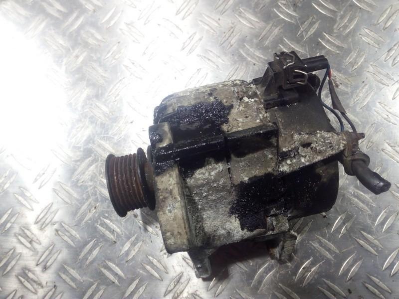 Generatorius 028903025g 0123310002 Volkswagen GOLF 2006 1.4