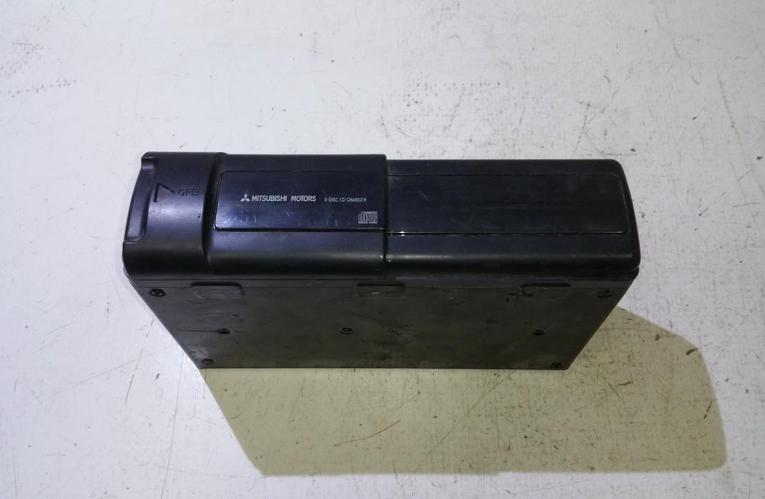 CD changers Mitsubishi 3000 GT 1996    2.0 mz595880