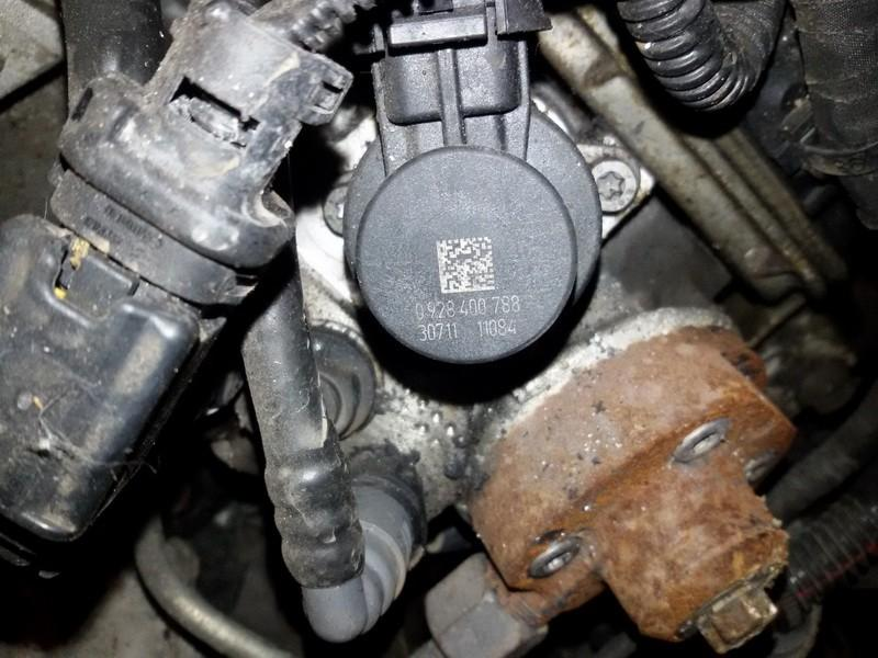 Fuel Pressure Sensor Peugeot 308 2013    1.6 0928400788