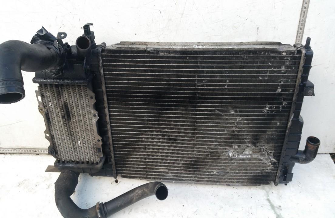 Vandens radiatorius (ausinimo radiatorius) NENUSTATYTA n/a Opel VECTRA 2005 1.8