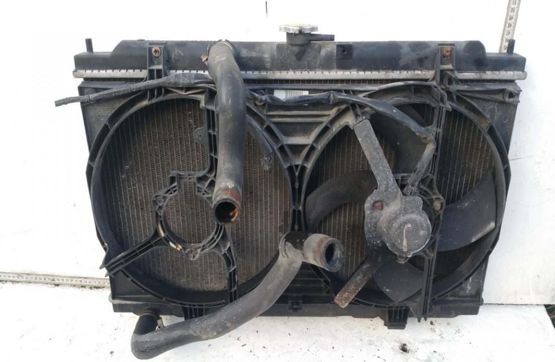 Радиатор основной NENUSTATYTA n/a Nissan ALMERA 1995 1.6