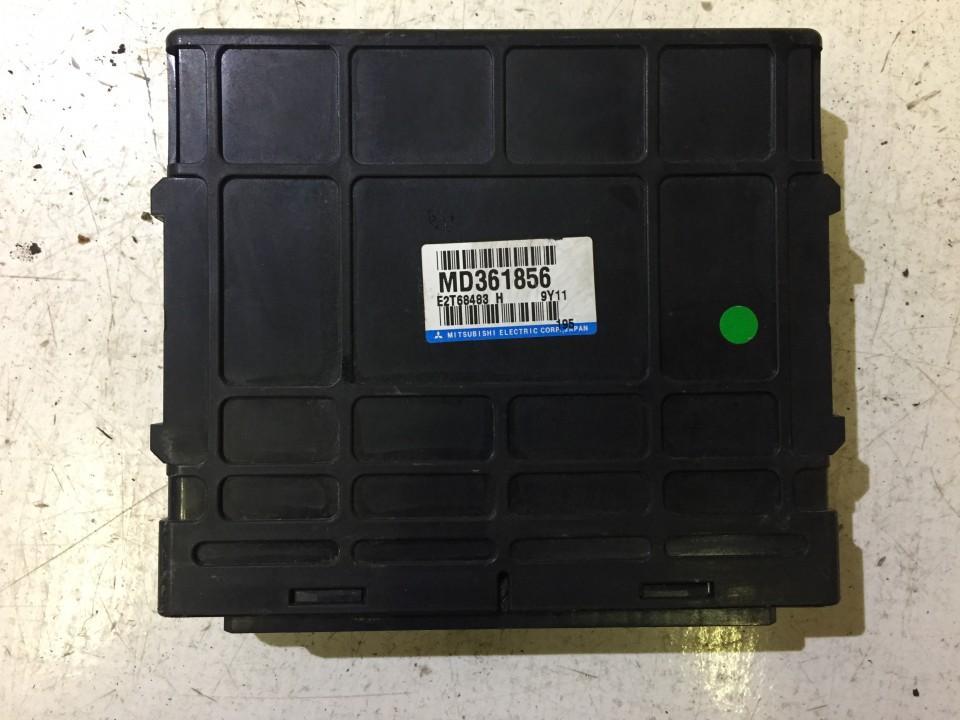 Variklio kompiuteris md361856 e2t68483 h 9y11 195 Mitsubishi CARISMA 1995 1.6
