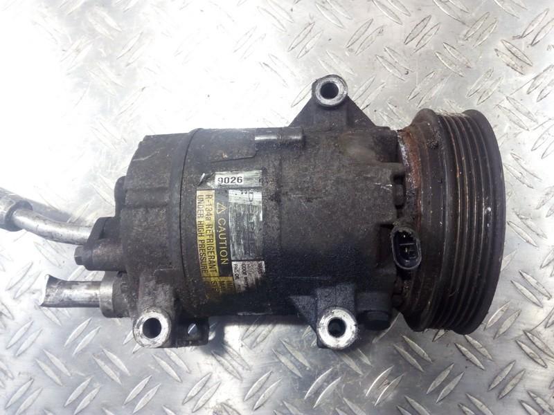 Компрессор системы кондиционирования 8200050141 01139026 Renault MEGANE 1996 1.4