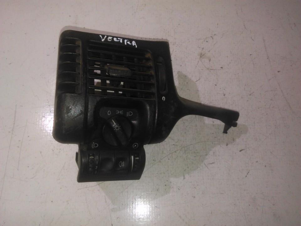 Headlight adjuster switch (Foglight Fog Light Control Switches) 90463805 50047 Opel VECTRA 2006 1.9