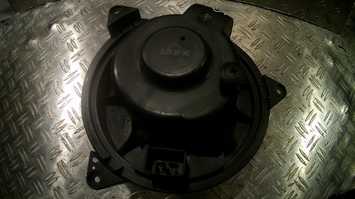 Salono ventiliatorius xs4h18456ac nenustatyta Ford FOCUS 2001 1.8