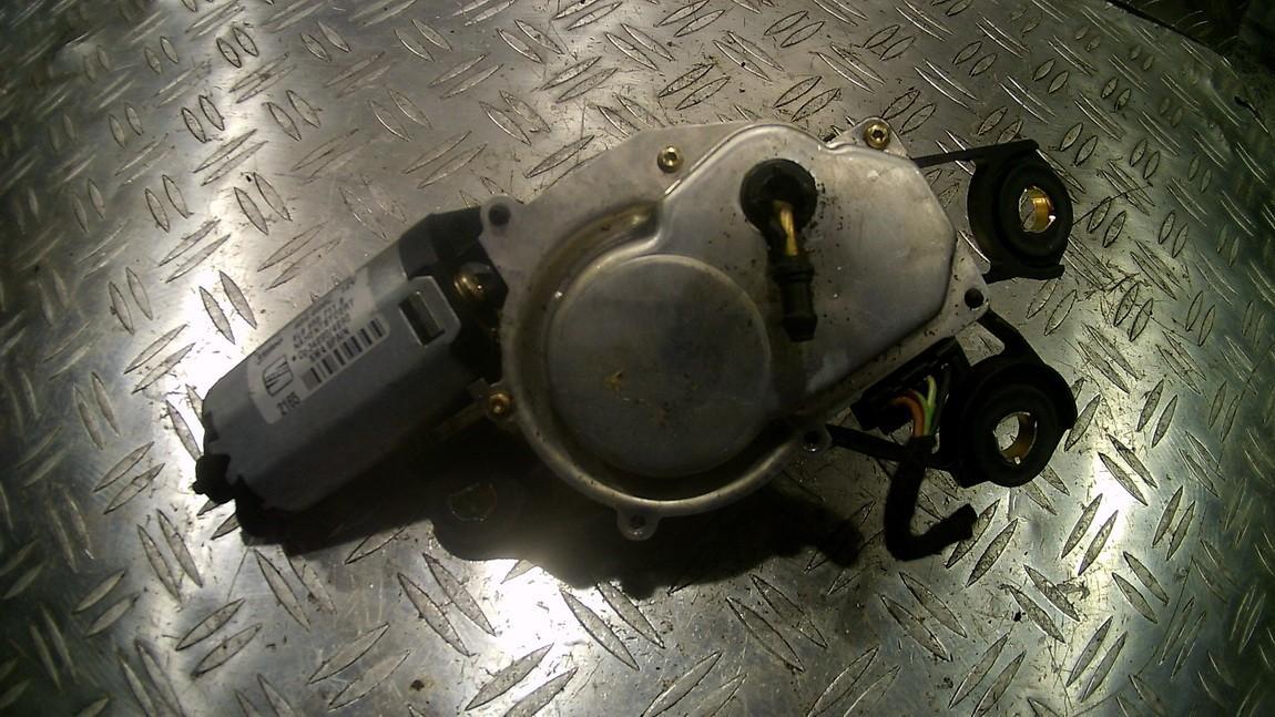 Rear wiper motor (Rear Screen Wiper Engine) Seat Ibiza 2004    1.8 6L6955711B