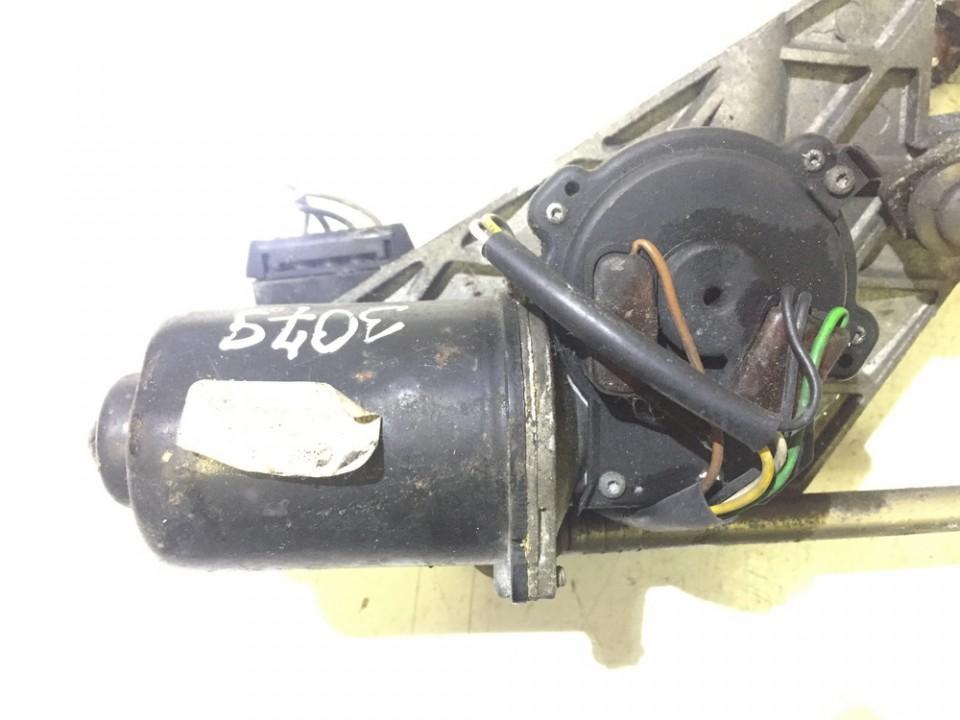 Priekinis langu valytuvu varikliukas NENUSTATYTA nenustatyta Opel OMEGA 1995 2.5