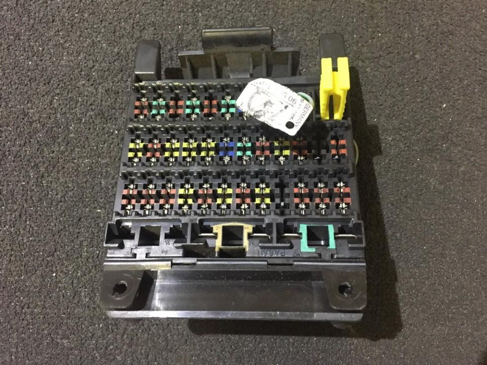 90505470 7q fuse box opel omega 1996 2 5l 15eur eis00100019 used parts shop