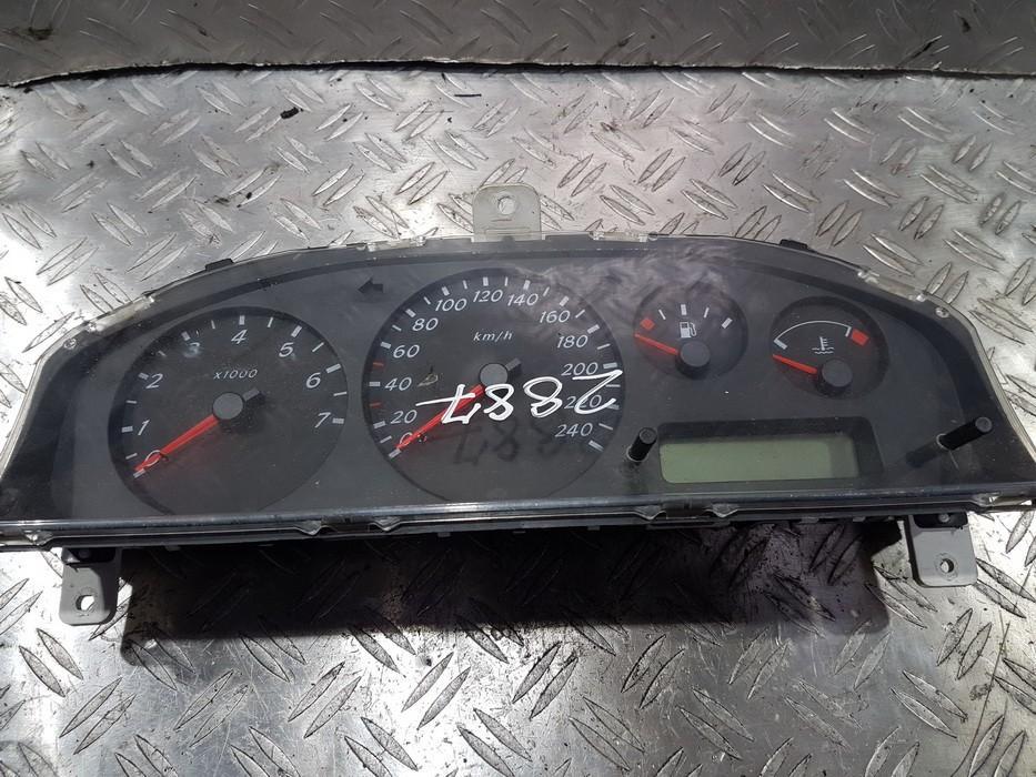 Щиток приборов - Автомобильный спидометр 2650526 NENUSTATYTA Nissan ALMERA 1995 1.6