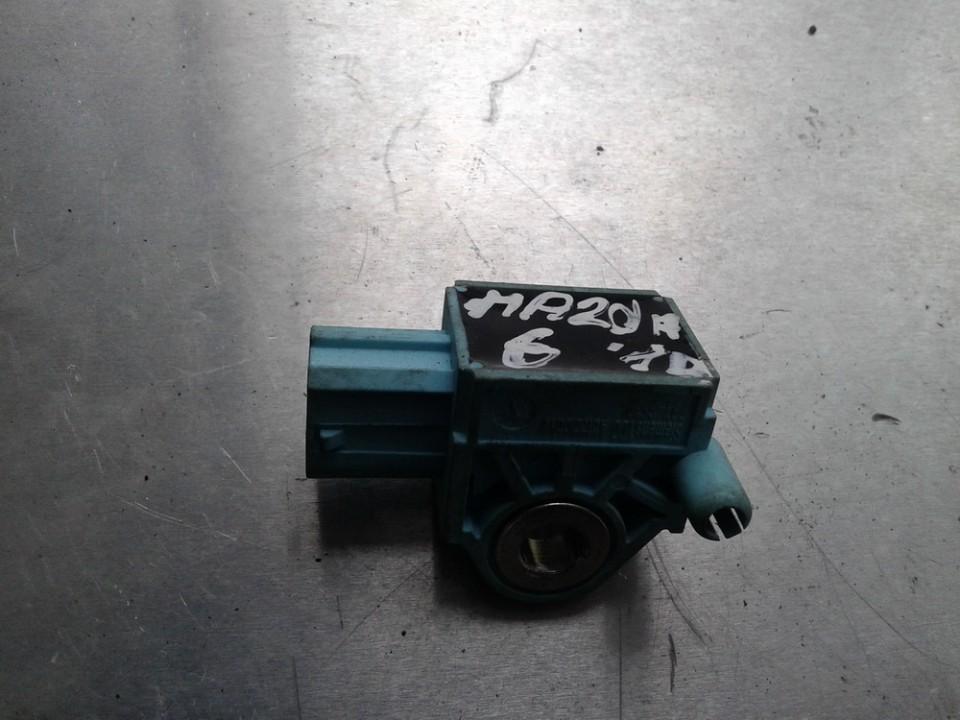 Srs Airbag daviklis 5WK43826 57KC0, PBT-GF30 Mazda 6 2003 2.0