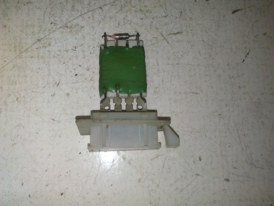 Резистор отопителя nenustatytas nenustatytas Opel VECTRA 2006 1.9