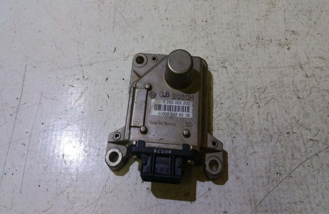 ESP PML BAS CONTROL UNIT ECU Mercedes-Benz S-CLASS 2003    2.0 0265005200