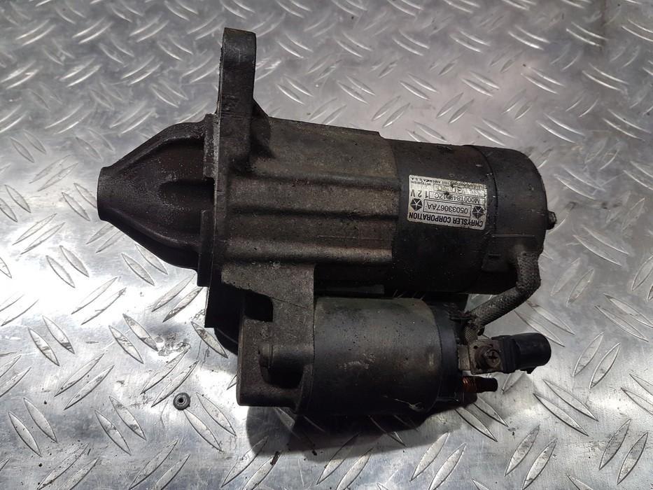 Starteris 05033067aa m000t84881zc Chrysler PT CRUISER 2002 1.6