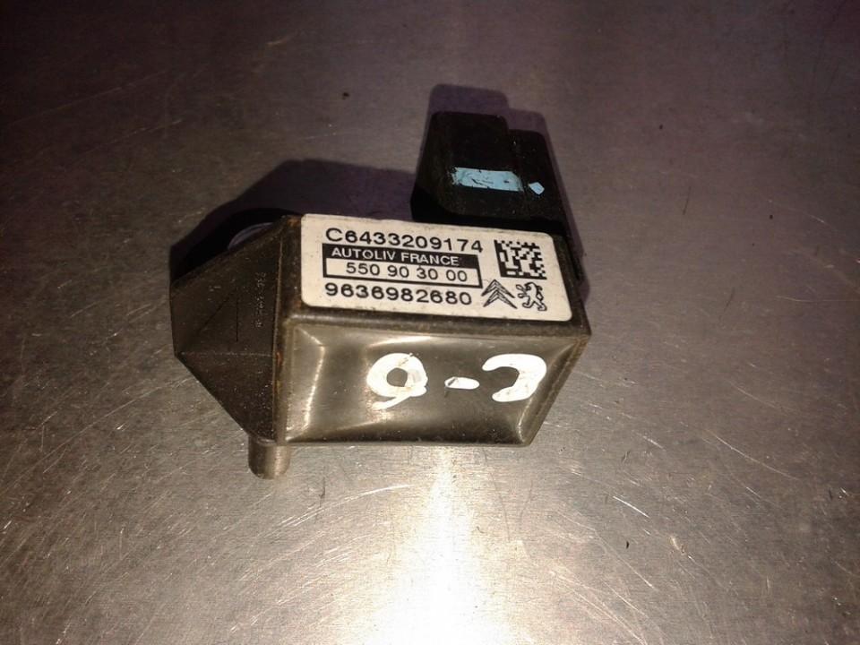 Srs Airbag daviklis 550903000 9636982680, C6433209174 Peugeot 206 1998 1.4