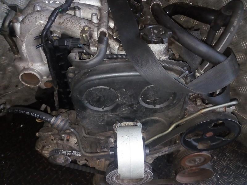 Engine 4g93 nenustatyta Mitsubishi CARISMA 1995 1.6