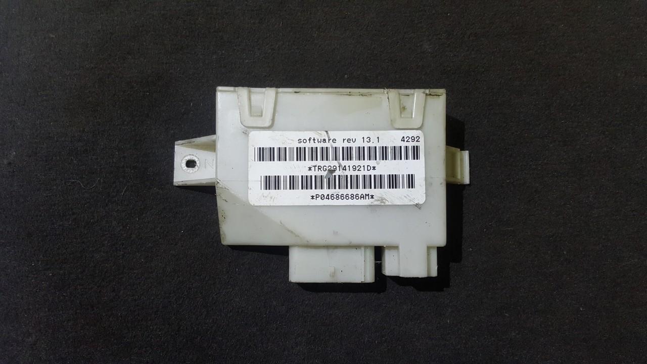 Door control relay Chrysler Voyager 2006    2.5 P04686686AM