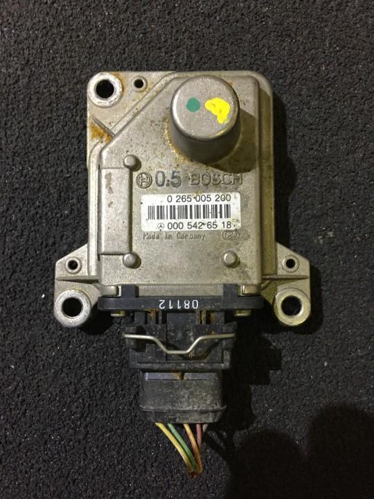 ESP kompiuteris 0265005200 0005426518 Mercedes-Benz A-CLASS 1998 1.7