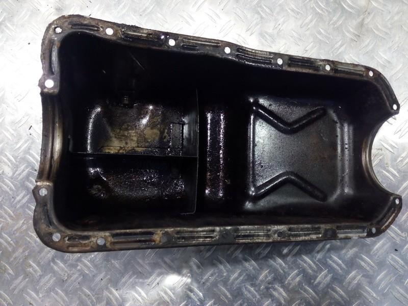 картера Двигатель (Масляный поддон) NENUSTATYTA NENUSTATYTA Ford FIESTA 2001 1.8