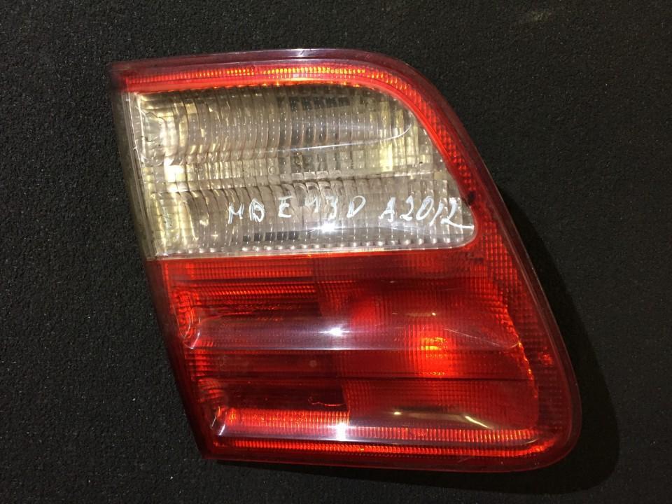 Mercedes-Benz  E-CLASS Galinis Zibintas G.K.