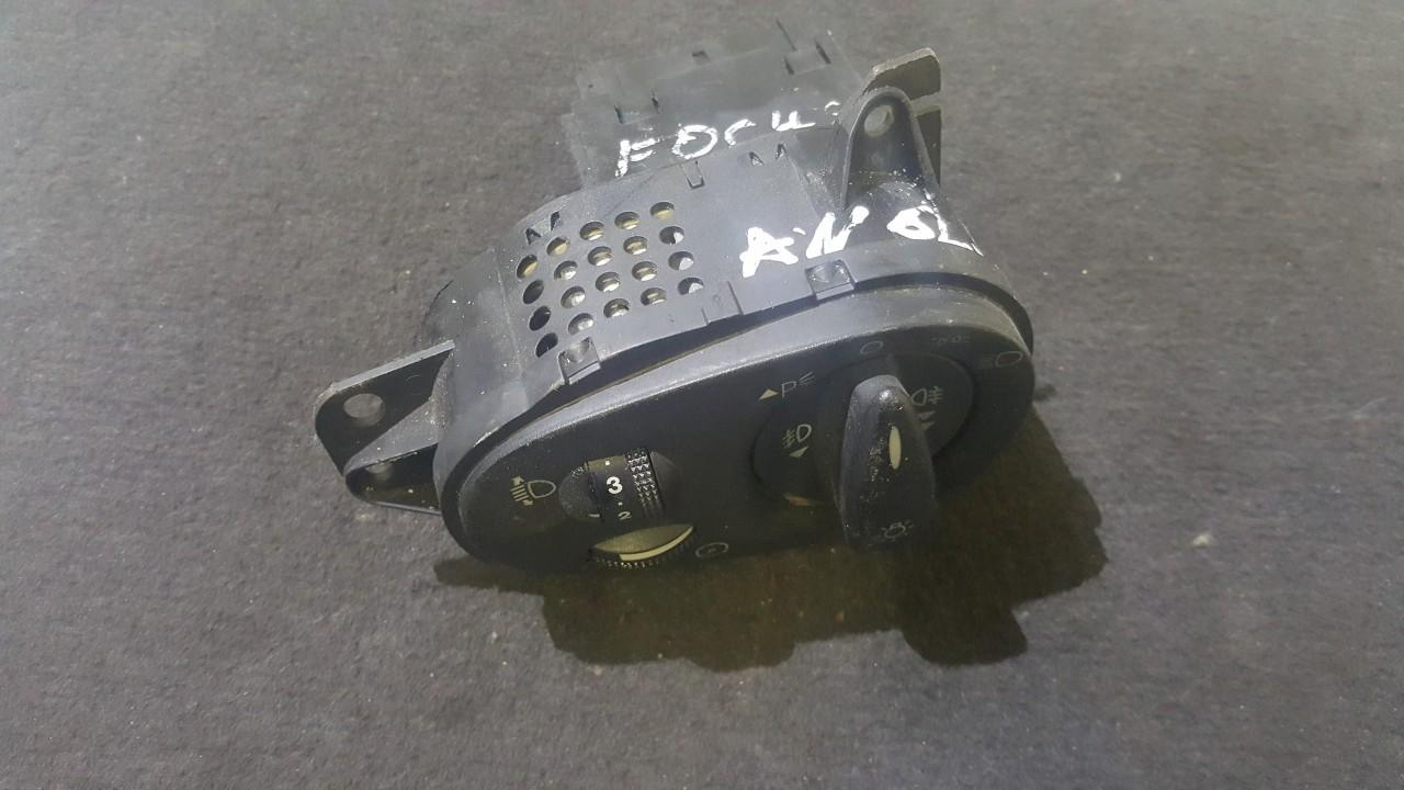Switch, Headlight Ford Focus 1999    1.8 498610