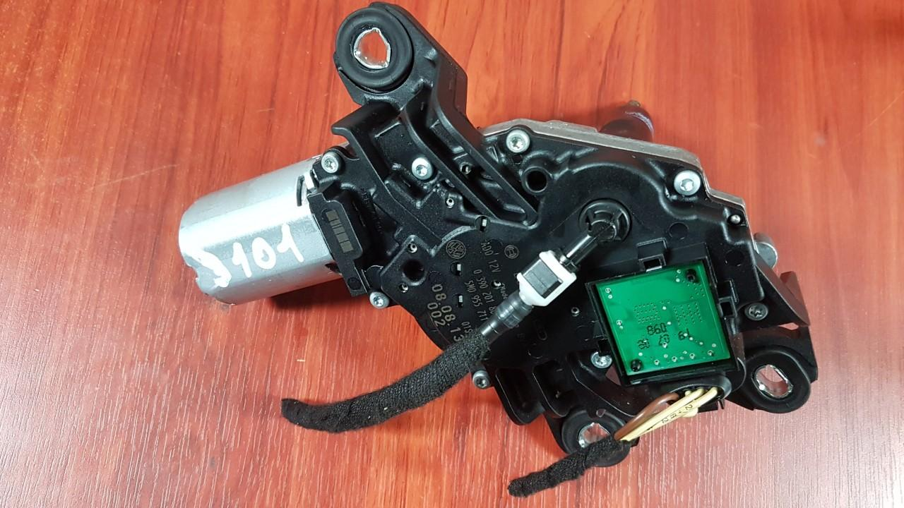Rear wiper motor (Rear Screen Wiper Engine) Volkswagen Golf Plus 2008    1.9 0390201809