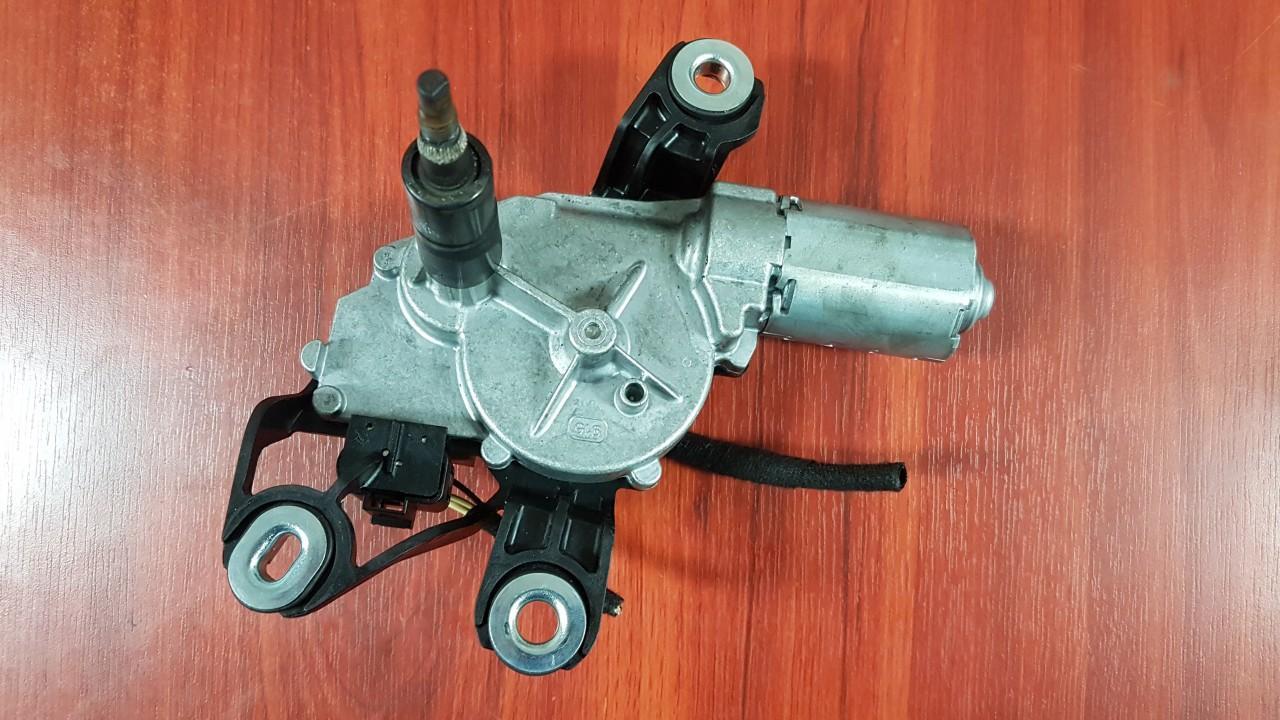 Galinio lango valytuvu varikliukas 0390201809 5M0955711B Volkswagen GOLF PLUS 2005 1.9