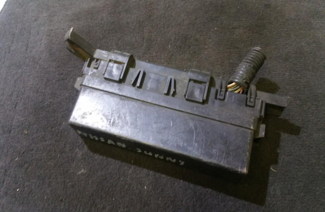 00160286_4543708954 used and working 'fuse box ' part filter nissan sunny used filter and fuse box at aneh.co