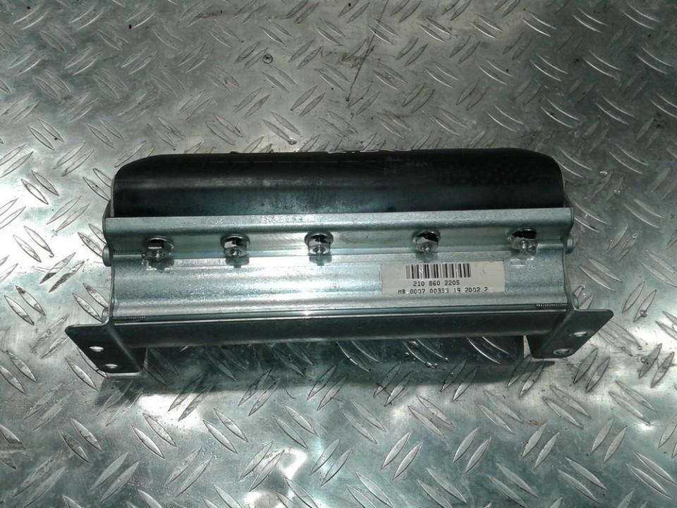 Salono paneles oro pagalve SRS 2108602205 30325204A, 00070033319 Mercedes-Benz E-CLASS 2000 0.0