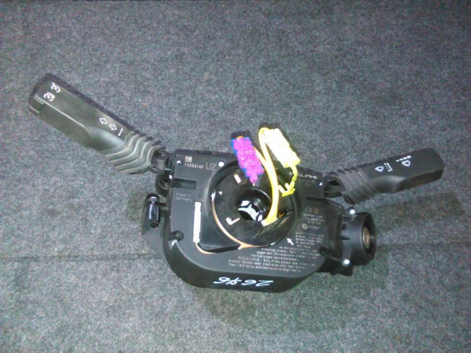 Turn Indicator and wiper stalk switch 13204147uz 45369042 Opel VECTRA 2006 1.9