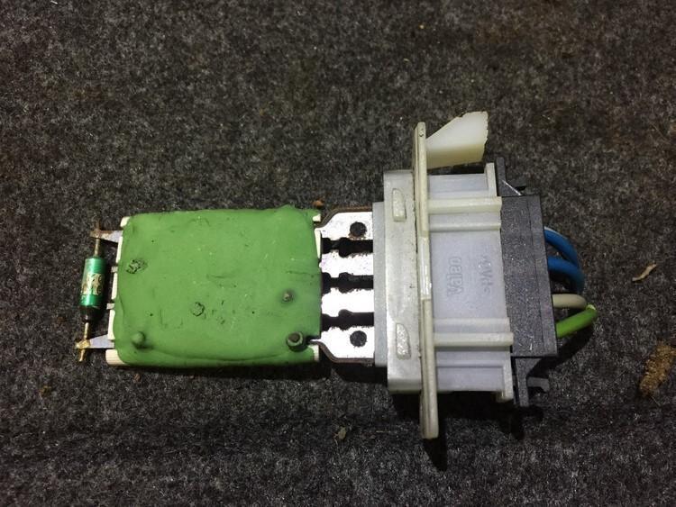 Heater Resistor (Heater Blower Motor Resistor) NENUSTATYTA nenustatyta Opel VECTRA 2006 1.9
