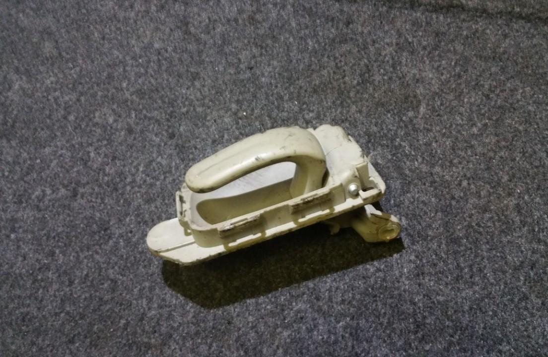 Ручка двери внутренняя задний правый 9631487677 N/A Citroen XSARA PICASSO 2003 2.0