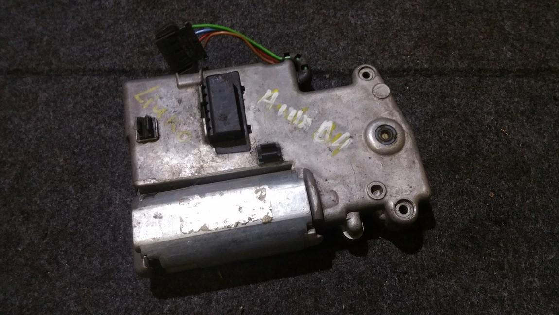 Sunroof Motor Audi 80 1993    2.0 0390201620